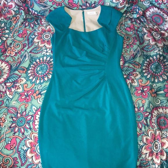 Calvin Klein Dresses & Skirts - Calvin Klein fitted dress